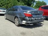 BMW 550 2007 года за 6 000 000 тг. в Алматы – фото 2