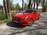 Mercedes-Benz A 180 2013 года за 7 800 000 тг. в Алматы – фото 2