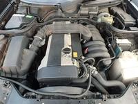 Двигатель 3,5 Mersedes Benz E350, W211 за 100 тг. в Алматы