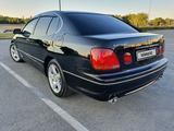 Lexus GS 300 1998 года за 4 200 000 тг. в Талдыкорган – фото 4