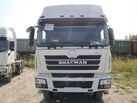 Тягач Shacman по технологии MAN в Алматы – фото 3
