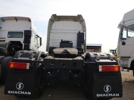 Тягач Shacman по технологии MAN в Алматы – фото 4