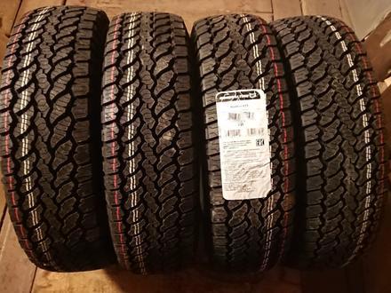 Зимние новые шины General Tire/Grabber AT3 за 240 000 тг. в Алматы