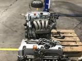 Двигатель k24a 2.4I Honda Accord за 319 101 тг. в Челябинск – фото 2