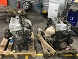 Двигатель k24a 2.4I Honda Accord за 319 101 тг. в Челябинск