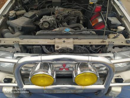 Двигатель. Паджеро 2.6g72 pajero за 1 300 тг. в Алматы