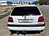 Volkswagen Golf 1995 года за 1 550 000 тг. в Кызылорда – фото 3