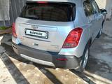 Chevrolet Tracker 2014 года за 4 950 000 тг. в Алматы – фото 2
