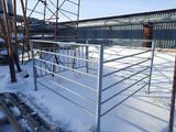 На Газель-фермер кузов. Клетка для перевозки скота в Нур-Султан (Астана)