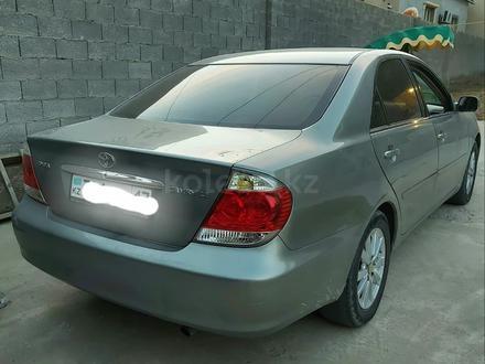 Toyota Camry 2005 года за 3 870 000 тг. в Шымкент – фото 4