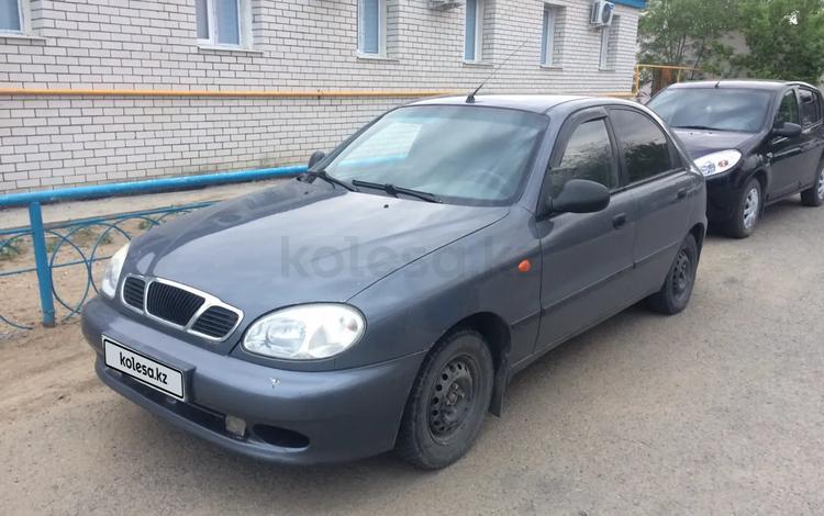 ЗАЗ Sens 2009 года за 750 000 тг. в Атырау