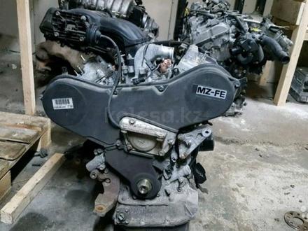 Мотор 1MZ-fe коробка toyota highlander (тойта хайландер) 3, 0 л… за 100 027 тг. в Алматы – фото 2