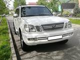 Lexus LX 470 1998 года за 4 900 000 тг. в Алматы – фото 2