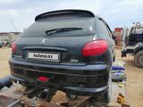 Peugeot 206 2002 года за 600 000 тг. в Актау – фото 3