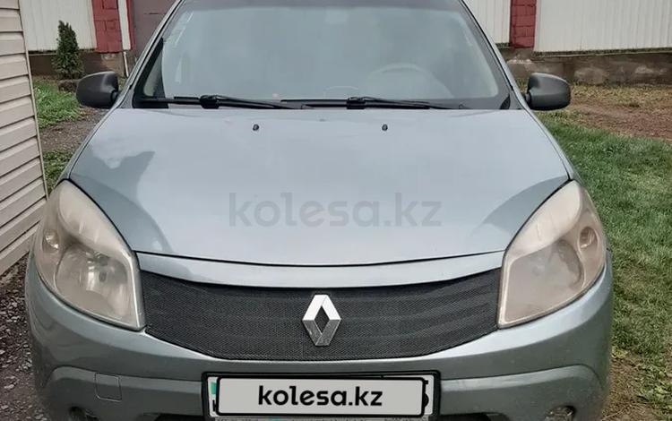 Renault Sandero 2012 года за 1 850 000 тг. в Алматы