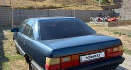 Audi 100 1988 года за 650 000 тг. в Шымкент – фото 2