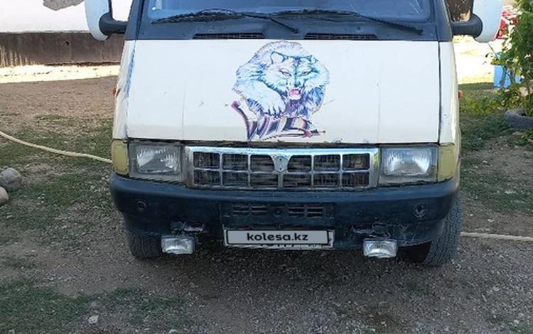 ГАЗ ГАЗель 2001 года за 1 100 000 тг. в Тараз