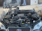 EJ20x двигатель турбо turbo 2.0 за 300 000 тг. в Алматы – фото 2