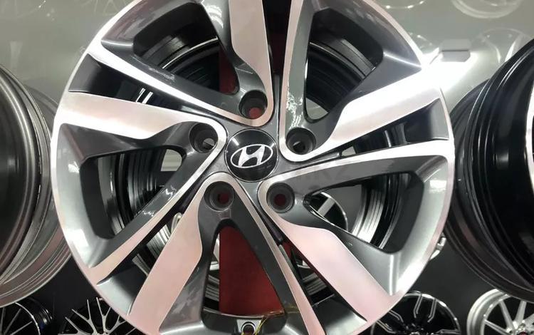 Новый комплект дисков r16 5 114.3 Hyundai, Kia за 115 000 тг. в Павлодар
