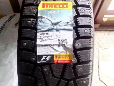 Шины Pirelli 215/60/r16 Ice Zero за 33 500 тг. в Алматы – фото 2