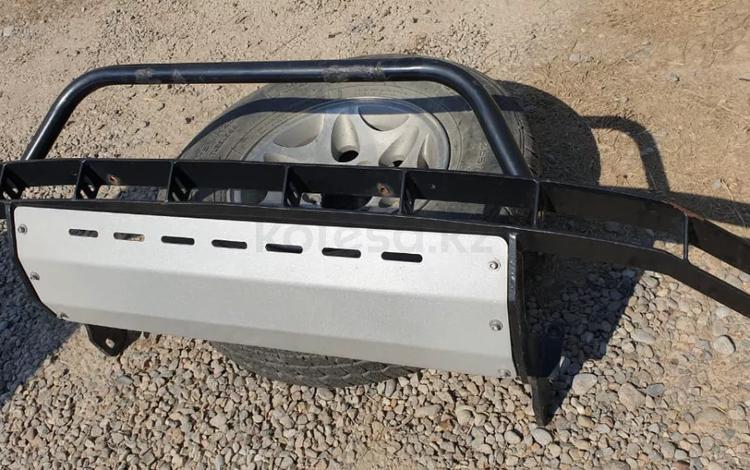 Зашита бампера и рулевых тяг прадо-150 (саксаульник) АСТ за 60 000 тг. в Шымкент