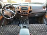 Toyota Hilux 2012 года за 10 000 000 тг. в Бейнеу – фото 5