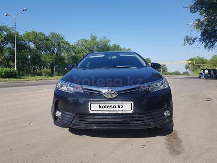 Toyota Corolla 2017 года за 7 300 000 тг. в Алматы