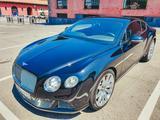 Bentley Continental GT 2015 года за 46 000 000 тг. в Алматы – фото 2