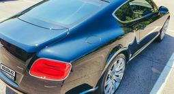 Bentley Continental GT 2015 года за 46 000 000 тг. в Алматы – фото 4