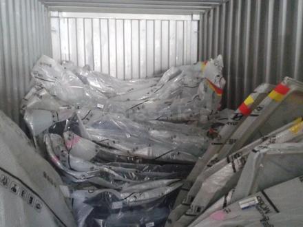 Решетка радиатора Santa Fe 2011 за 50 000 тг. в Алматы – фото 2