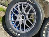 Пара кованых широких дисков RAYS Volk Racing (Japan) R17 5x114.3/10J/ET48 за 140 000 тг. в Нур-Султан (Астана) – фото 5