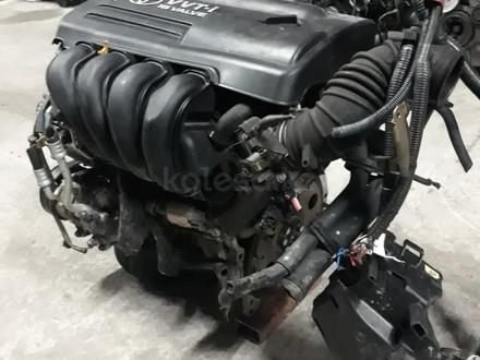 Двигатель Toyota 1zz-FE 1.8 л Япония за 420 000 тг. в Актау – фото 3