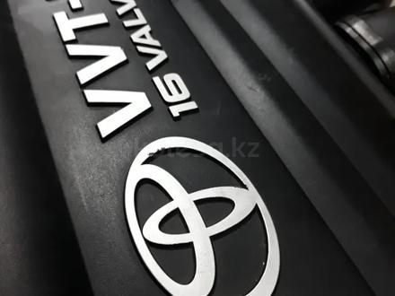 Двигатель Toyota 1zz-FE 1.8 л Япония за 420 000 тг. в Актау – фото 7