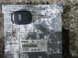 Блок управления двигателем ЭБУ на ауди А 8 обьем 4.2 за 112 тг. в Алматы