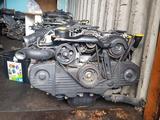 Двигатель на Subaru Legacy ej 20, 2 объём, 2 вальный за 240 000 тг. в Алматы – фото 2
