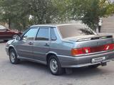 ВАЗ (Lada) 2115 (седан) 2012 года за 2 100 000 тг. в Тараз – фото 2