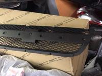Решетка Радиатора AVEO t250 ZAZ VIDA Sedan! Сломано крепление! за 2 000 тг. в Алматы