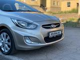 Hyundai Accent 2011 года за 3 100 000 тг. в Караганда – фото 4