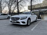 Mercedes-Benz C 180 2019 года за 13 800 000 тг. в Алматы – фото 3