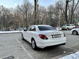 Mercedes-Benz C 180 2019 года за 13 800 000 тг. в Алматы – фото 4
