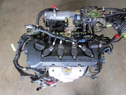 Контрактный двигатель QG18 на Ниссан Примера за 170 000 тг. в Алматы