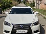 Lexus LS 600h 2013 года за 15 000 000 тг. в Алматы – фото 2