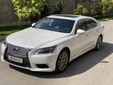 Lexus LS 600h 2013 года за 15 000 000 тг. в Алматы – фото 3
