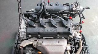 Матор мотор двигатель движок QR25 Nissa Altima привозной с Японии за 46 000 тг. в Алматы