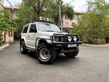 Mitsubishi Pajero 1992 года за 1 500 000 тг. в Алматы – фото 5