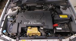 Контрактный дизельный двигатель из Германии за 200 000 тг. в Караганда – фото 3