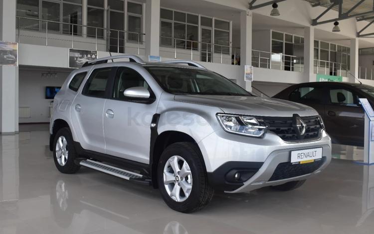 Renault Duster Drive TCE MT (4WD) 2021 года за 10 111 400 тг. в Актау