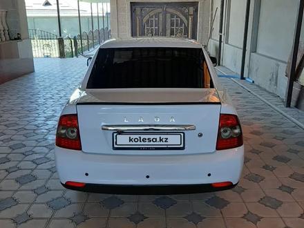 ВАЗ (Lada) 2170 (седан) 2014 года за 2 300 000 тг. в Шымкент – фото 10