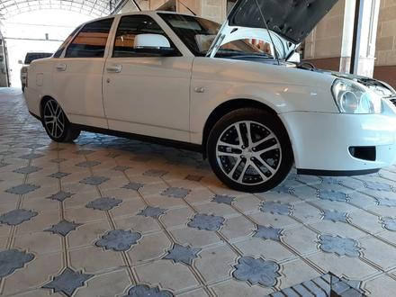 ВАЗ (Lada) 2170 (седан) 2014 года за 2 300 000 тг. в Шымкент – фото 11