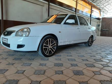 ВАЗ (Lada) 2170 (седан) 2014 года за 2 300 000 тг. в Шымкент – фото 12
